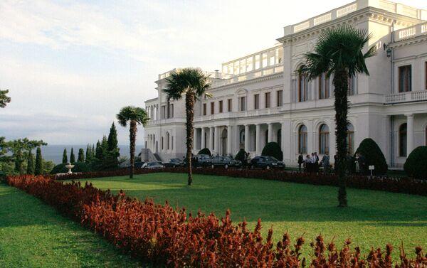 Pałac w Liwadii, Jałta, Krym - Sputnik Polska