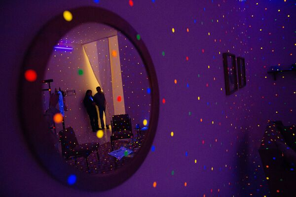 Wystawa Infinite Obsession  japońskiej malarki  Yayoi Kusama - Sputnik Polska
