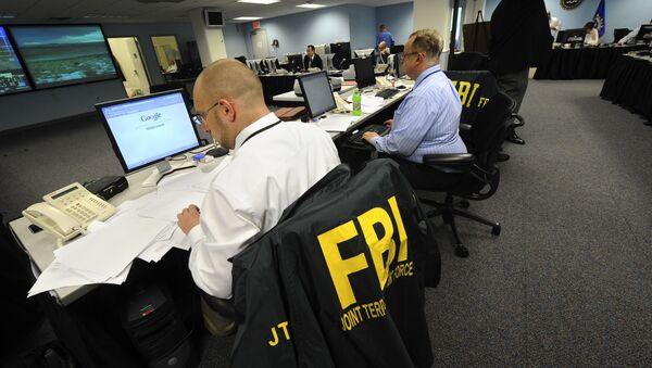 Agenci FBI pracują w Nowym Jorku - Sputnik Polska