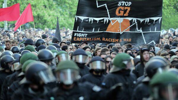 Stop G7 - Sputnik Polska