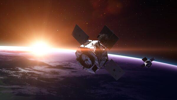 Satelity na orbicie ziemskiej - Sputnik Polska