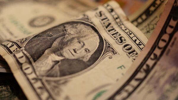 Dolary USA - Sputnik Polska