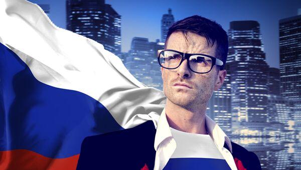 Biznesmen superbohater - Sputnik Polska