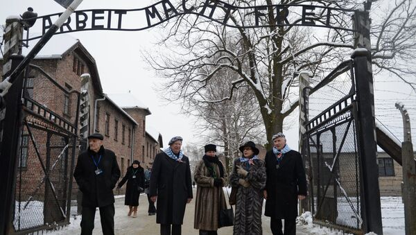 Auschwitz-Birkenau - Sputnik Polska