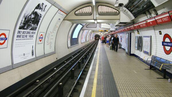 Stacja metra Bond Street w Londynie - Sputnik Polska