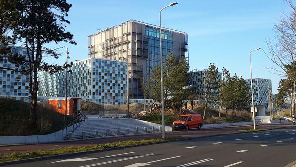 Budynek Międzynarodowego Trybunału Karnego w Hadze - Sputnik Polska