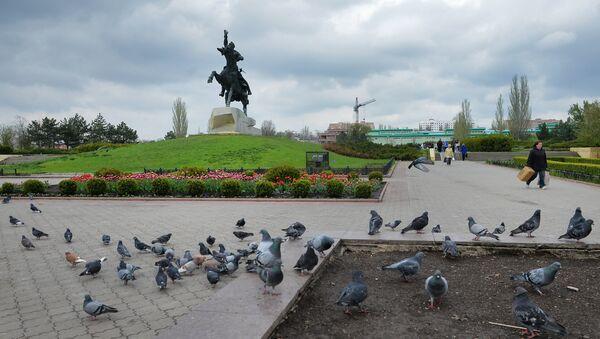 Tyraspol, stolica Naddniestrza - Sputnik Polska