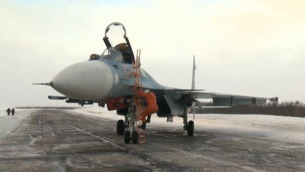 Samoloty z Admirała Kuzniecowa - Sputnik Polska