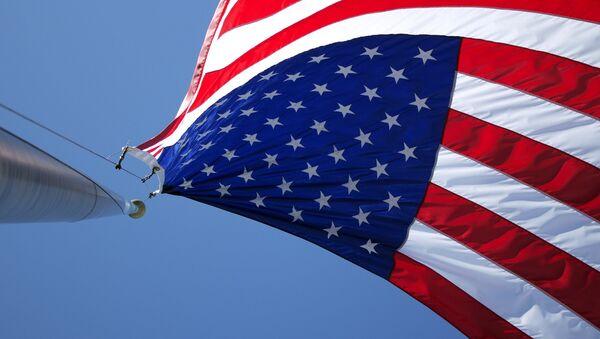 The US flag - Sputnik Polska