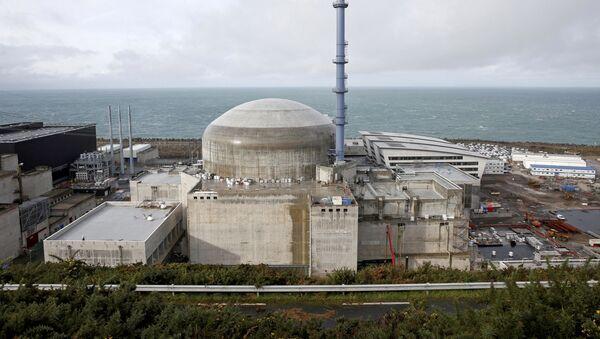 Elektrownia jądrowa Flamanville - Sputnik Polska