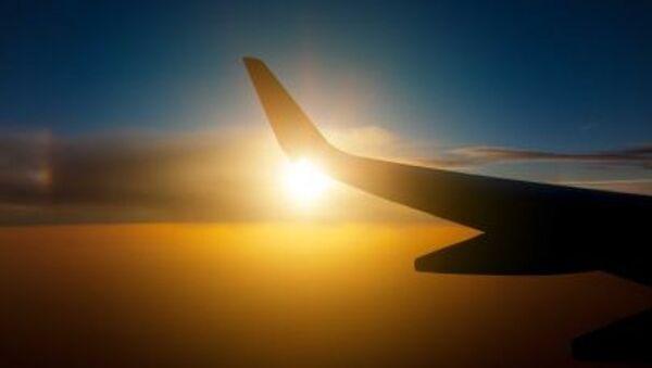 Brytyjscy naukowcy stworzyli skrzydła samolotów, które samoczynnie usuwają usterki w przypadku ich wystąpienia. - Sputnik Polska