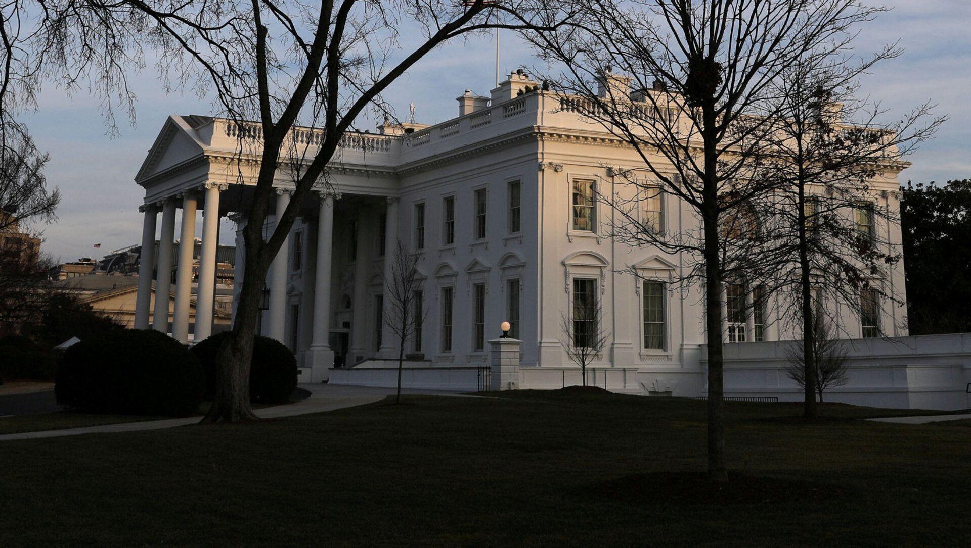 Biały Dom, Waszyngton - Sputnik Polska, 1920, 12.03.2021