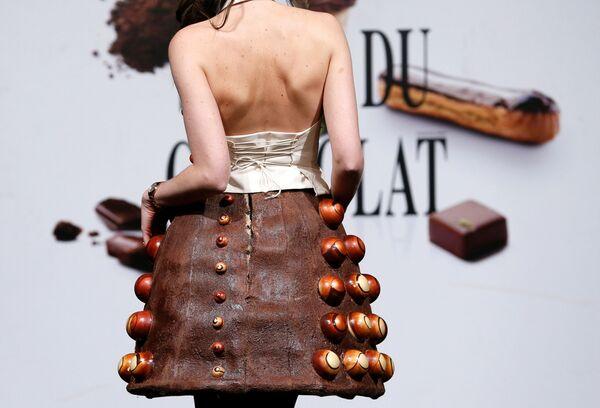 Królestwo belgijskiej czekolady - Sputnik Polska