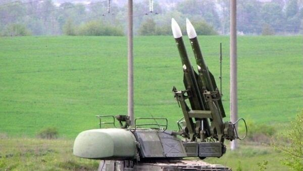 Buk-M1 - Sputnik Polska