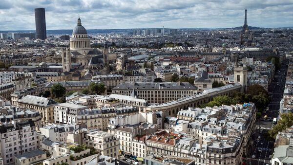 Paryż - Sputnik Polska