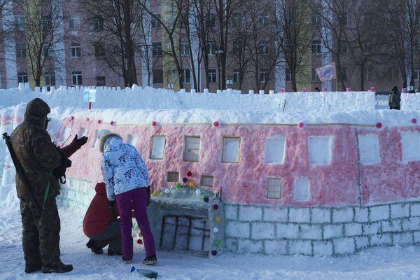 Nie znudzisz się zimą w Rosji - Sputnik Polska