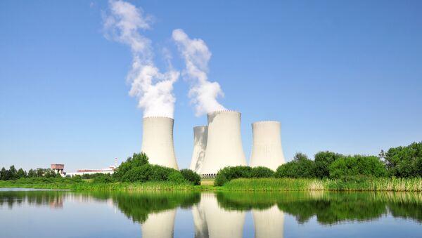 Атомная электростанция - Sputnik Polska