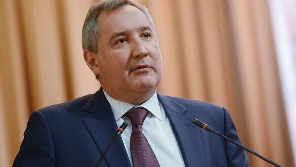 Rosyjski wicepremier Dmitrij Rogozin - Sputnik Polska