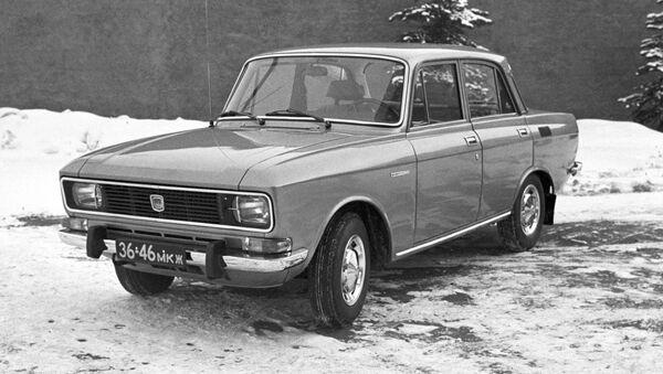 Moskwicz-2140 - Sputnik Polska