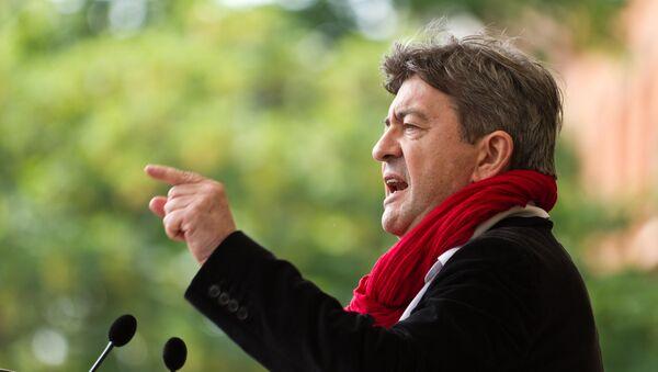 Jean-Luc Mélenchon - Sputnik Polska