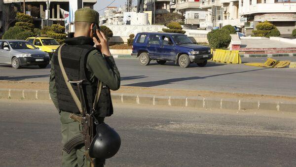 Homs, Syria - Sputnik Polska