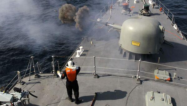Iran rozpoczął w niedzielę doroczne manewry morskie w Zatoce Perskiej i na Oceanie Indyjskim. - Sputnik Polska