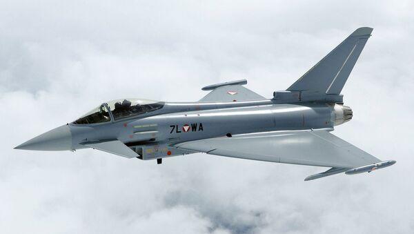 Eurofighter Typhoon - Sputnik Polska