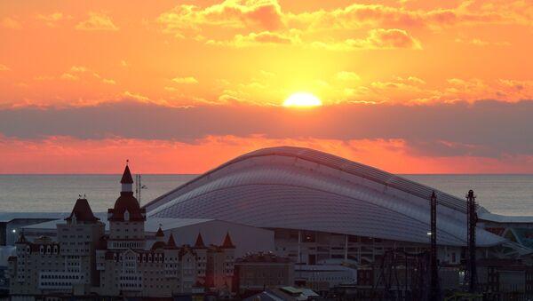 Stadion Fiszt w Soczi o pojemności 47 700 osób - Sputnik Polska