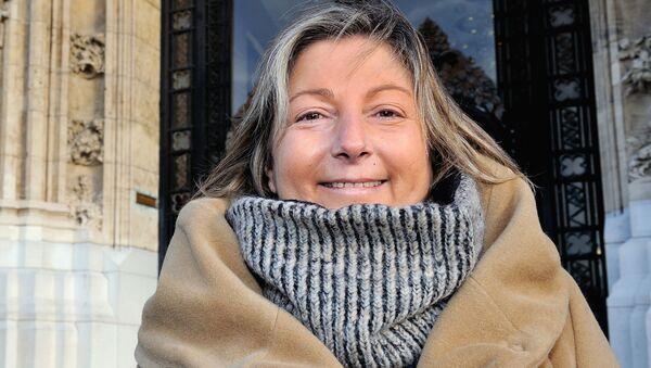 Burmistrz Calais Natasha Bouchard - Sputnik Polska