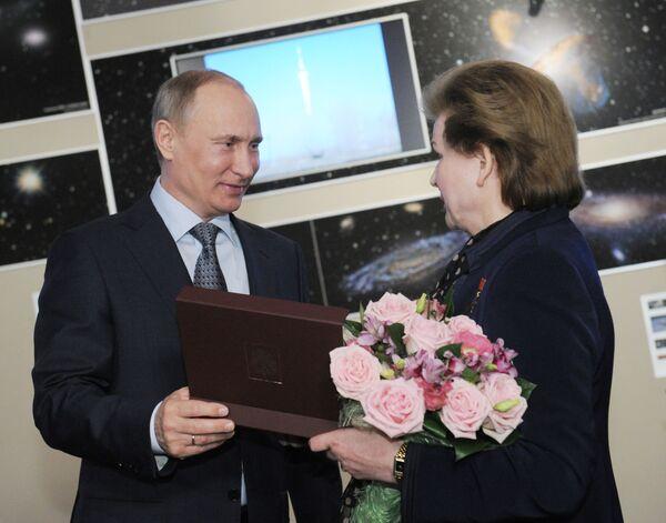 Tierieszkowa otrzymała wiele medali i orderów. M.in. jest Bohaterką Związku Radzieckiego i laureatką Państwowej Nagrody Federacji Rosyjskiej. - Sputnik Polska