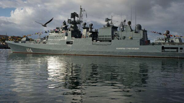 Admirał Grigorowicz - Sputnik Polska