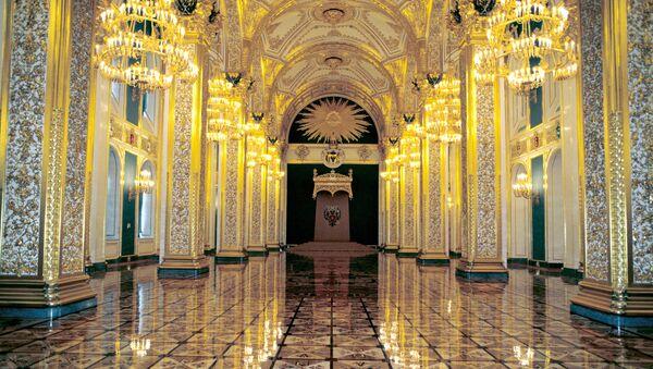 Wielki Pałac Kremlowski - Sputnik Polska