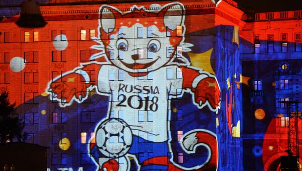 Mundial 2018 - Sputnik Polska
