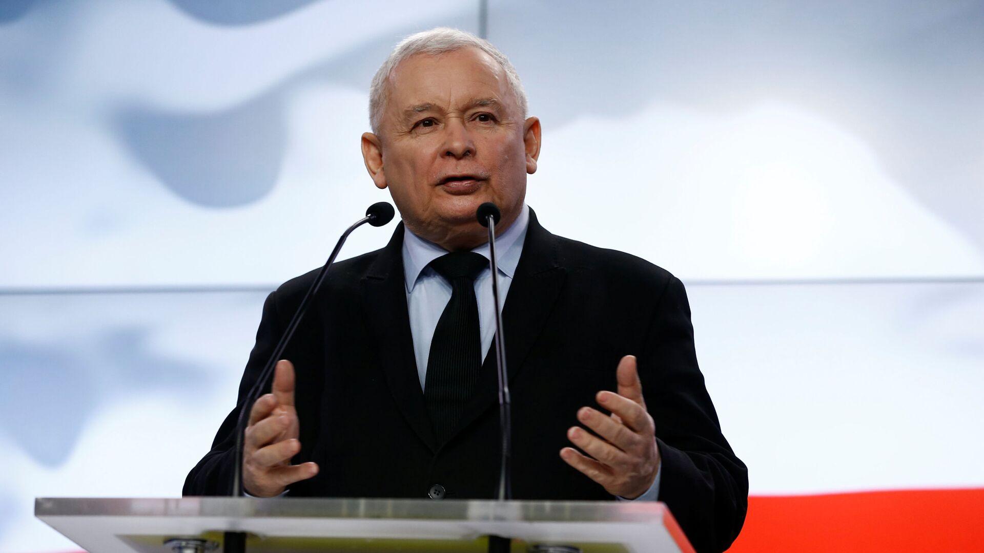 Jarosław Kaczyński - Sputnik Polska, 1920, 14.10.2021