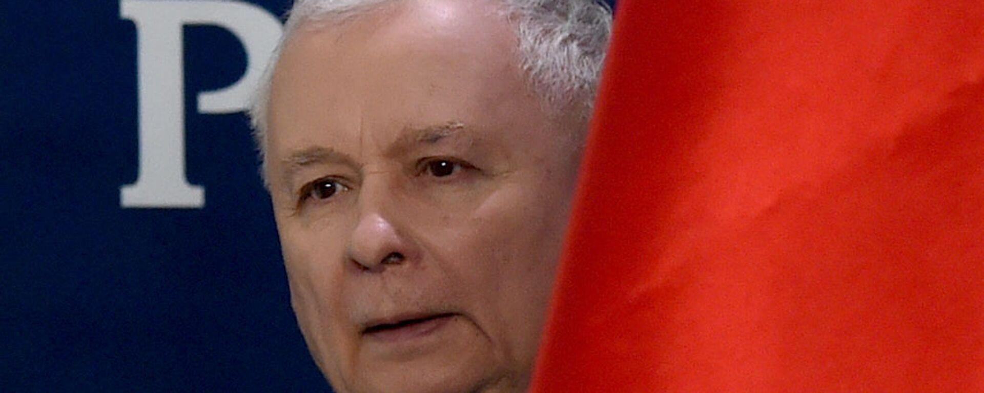 Jarosław Kaczyński - Sputnik Polska, 1920, 19.07.2021
