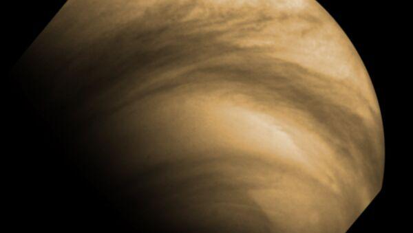 Chasing Clouds on Venus - Sputnik Polska