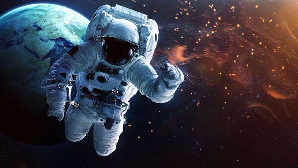 Astronauta - Sputnik Polska