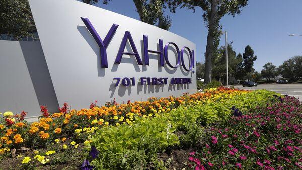 Kwatera sztabu Yahoo w USA - Sputnik Polska