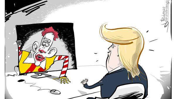 Big Maca już nie zje - Sputnik Polska