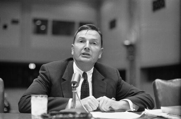 Wnuk pierwszego w historii dolarowego miliardera urodził się w Nowym Jorku 12 czerwca 1915 roku. - Sputnik Polska