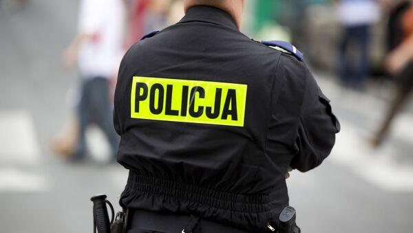 Policjant - Sputnik Polska