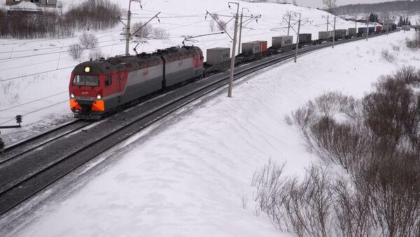 Ekscytująca podróż Koleją Transsyberyjską - Sputnik Polska