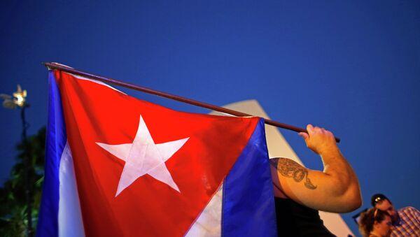 Flaga Kuby - Sputnik Polska