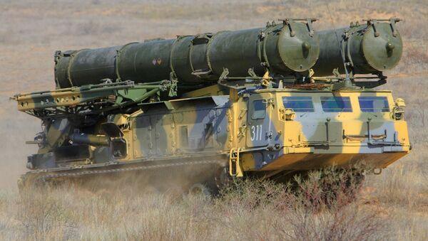 Systemy obrony przeciwlotniczej S-300 - Sputnik Polska