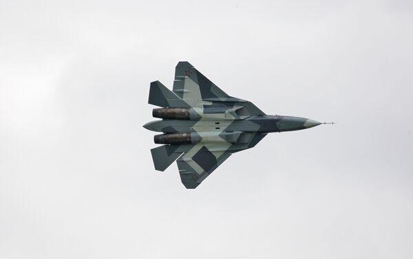Suchoj PAK FA T-50 - Sputnik Polska