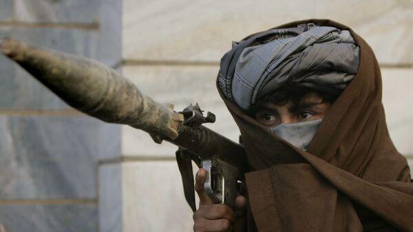 Były członek ruchu Taliban w Afganistanie - Sputnik Polska