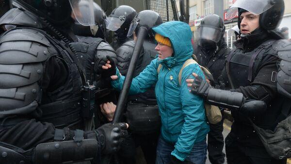 Podatek od pasożytnictwa wywołał jedne z zakrojonych na największą skalę protestów w historii Białorusi - Sputnik Polska