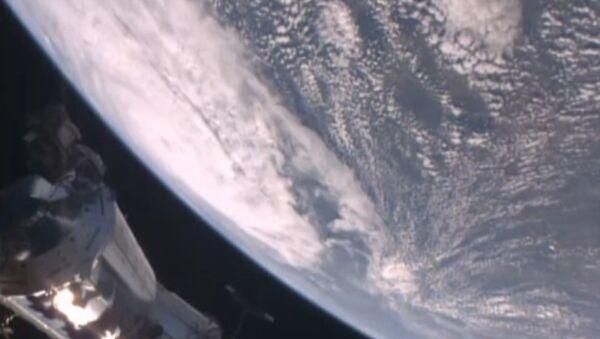 NASA pokazała, jak cyklon Debbie wygląda z kosmosu - Sputnik Polska