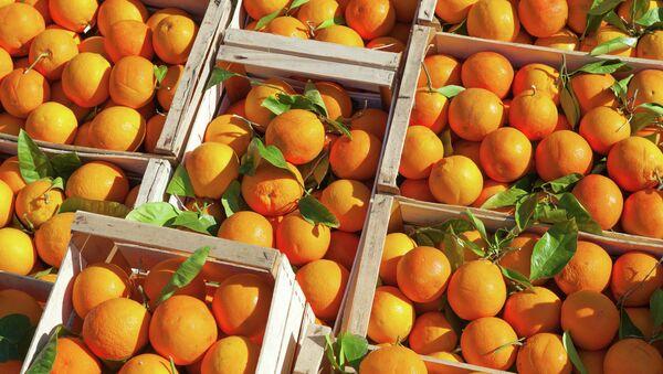 Pomarańcze - Sputnik Polska