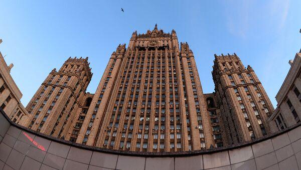 Ministerstwo spraw zagranicznych Rosji - Sputnik Polska